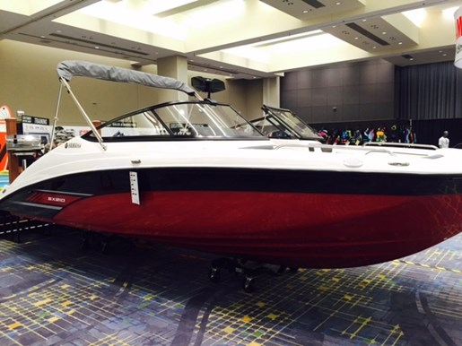 Yamaha sx210 2017 new boat for sale in eganville ontario for Yamaha sx210 boat cover