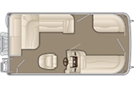 168 SL - 8' Narrow Beam