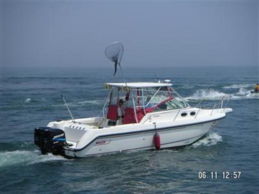 2001 Boston Whaler Conquest 28