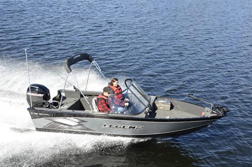 Legend Fishing Boat 16 XTREME - 2013