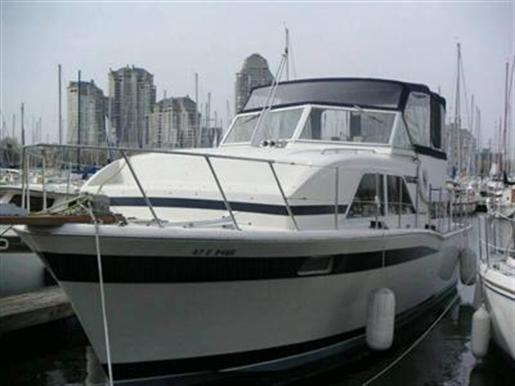 1980 Chris Craft 350 Catalina
