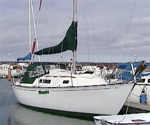 1973 C&C Yachts C & C 27 MK I