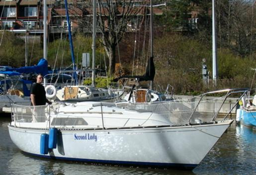 1981 C&C Yachts, Canada C &C 25 MK II