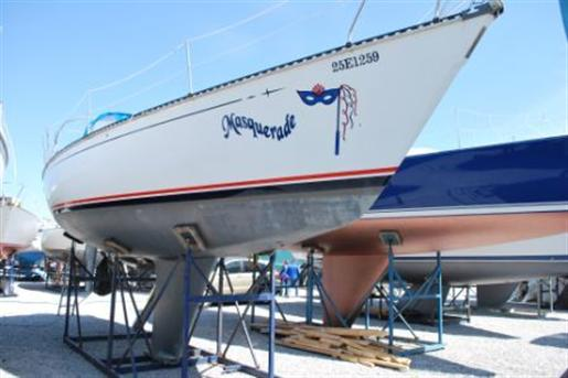 1985 C&c Yachts C&c 33 Mk Ii For Sale