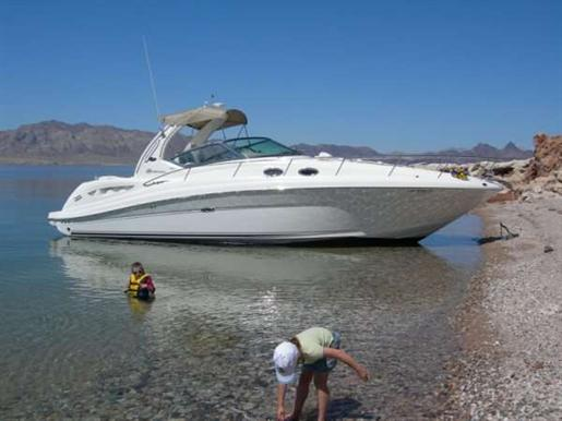2005 Sea Ray 340 Sundancer
