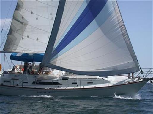 1986 C & C Yachts Landfall 39