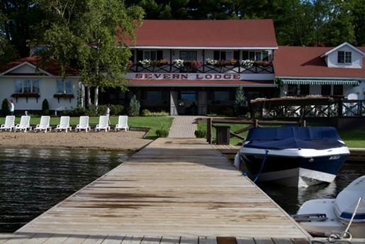 Severn Lodge View
