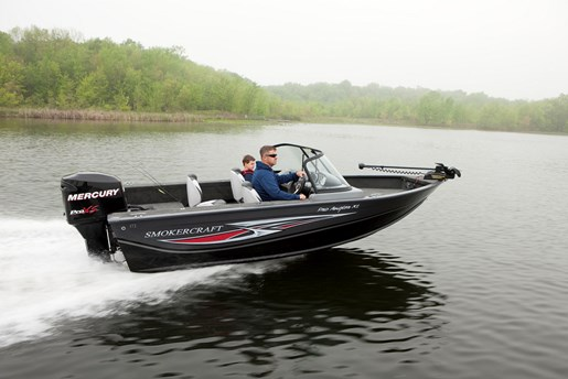 2014 smokercraft 172 pro angler xl aluminum fishing boat for Angler fishing boat