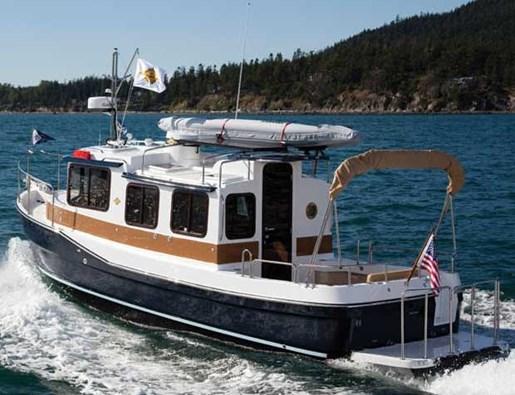 2015 Ranger Tugs R 27 Trawler Boat Review Boatdealers Ca