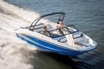 Sea Ray 21 SPX running V2