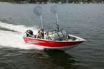 Starcraft 196 Fishmaster running
