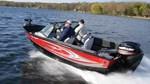 smoker craft pro angler 172 running