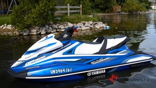 2017 Yamaha Gp1800 Personal Water Craft Boat Review