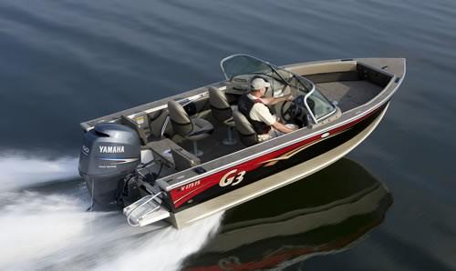 2010 G3 Boats 175 Fs Aluminum Fishing Boat Review Boatdealers Ca