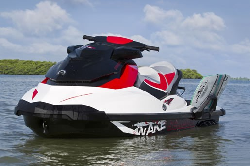 2012 seadoo wake 155 personal water craft boat review