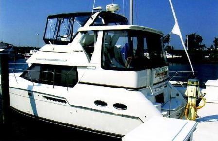 Carver 356 Motor Yacht 2001 Used Boat For Sale In Harrison