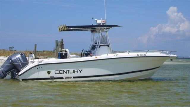 Boats for sale in panama city florida used boats on for Century motors of south florida