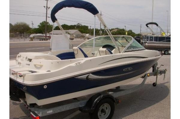 2010 sea ray 175 sport boat for sale for Used boat motors panama city fl