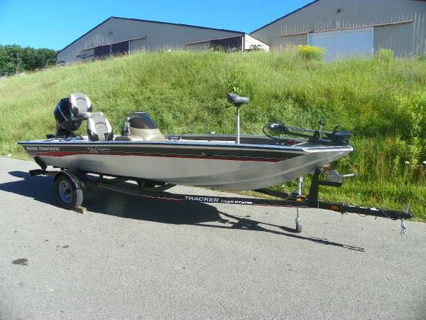 2006 tracker pro crappie 175 boat for sale for Crappie fishing boats