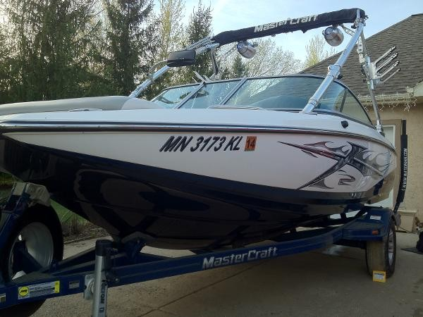 Boat For Sale 2009 Mastercraft X 2 Motor Boat In Rogers Mn