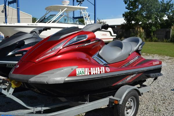 Yamaha fx 1800 a hr 2009 used boat for sale in gulf shores for Yamaha dealers in alabama