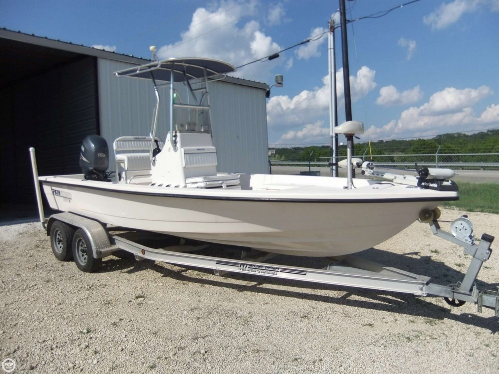 2005 pathfinder boat for sale 2005 pathfinder fishing for Used fishing boats for sale in florida