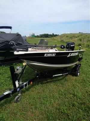 Legend Boats CDN 15 Angler 2011 Used Boat for Sale in