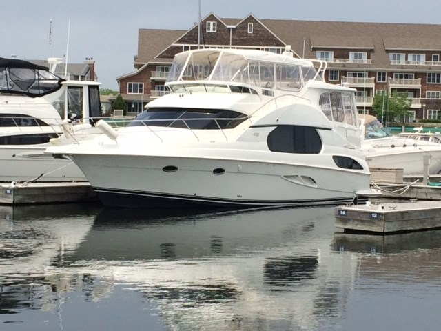 2005 silverton 43 motor yacht boat for sale 43 foot 2005 for Silverton motor yachts for sale