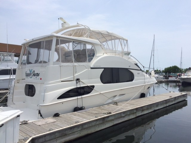 Silverton 43 Motor Yacht 2005 Used Boat For Sale In