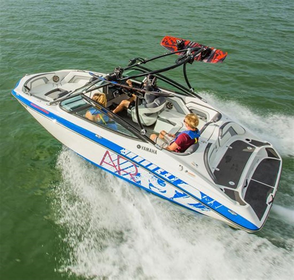 Yamaha ar192 instock 2015 new boat for sale in midland for Yamaha dealers in arkansas