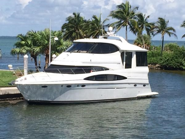 2000 Carver 506 Motor Yacht Boat for Sale | 50 foot 2000 ...