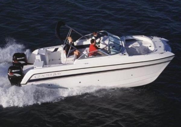 2004 glacier bay 2240 sx renegade boat for sale for Used fishing boats for sale in md