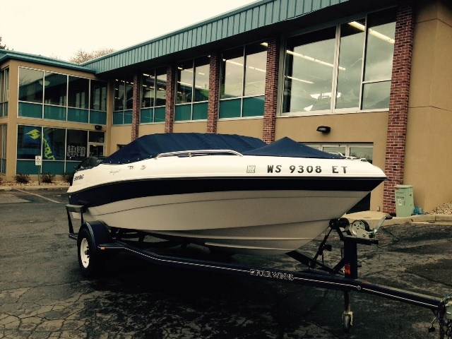 2000 four winns 190h boat for sale for Used outboard motors for sale wisconsin