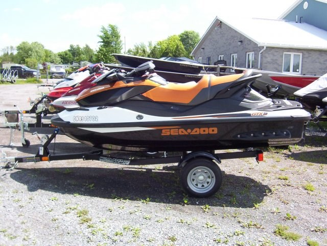 seadoo gtx s™ 155 2014 used boat for sale in peterborough