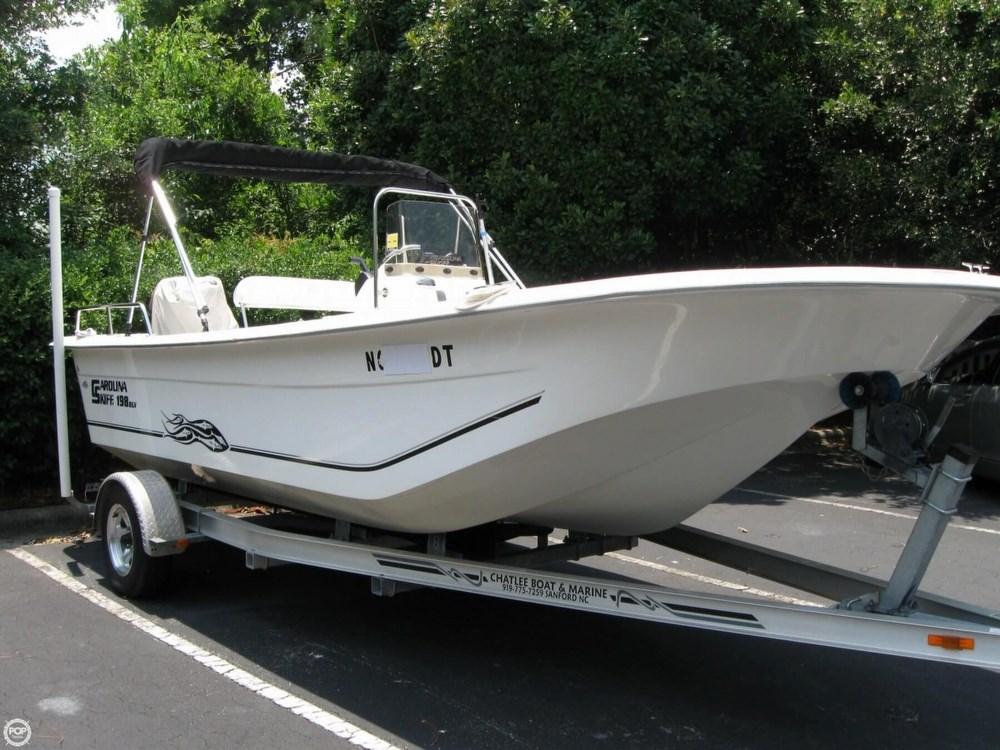 Carolina skiff 2011 used boat for sale in sarasota for Used fishing boats for sale in california