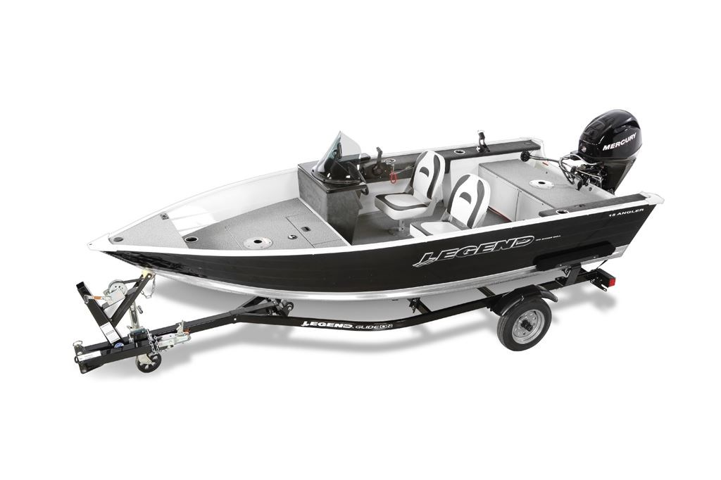 Legend Boats Ltd ANGLER PRO CLASSIC 2014 New Boat for Sale