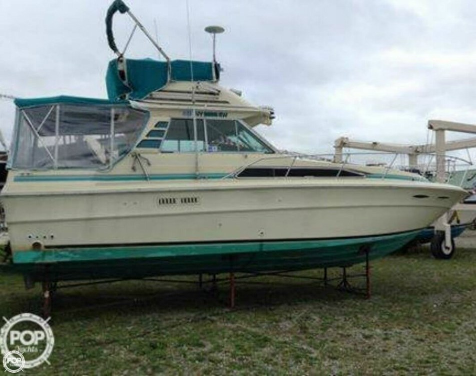 1985 sea ray boat for sale 1985 sea ray fishing boat in for Used fishing boats