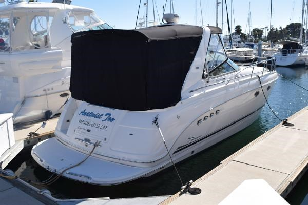 2003 Chaparral 350 Signature Boat For Sale 35 Foot 2003