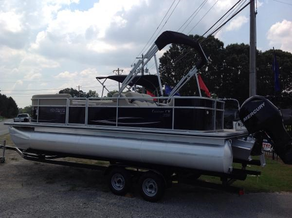 2011 harris flotebote 21 float boat boat for sale for Used outboard motors for sale in ga