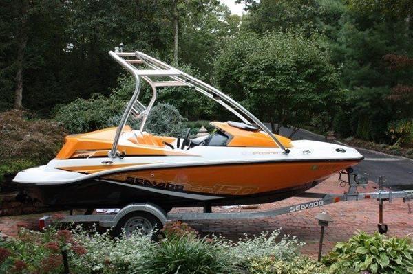 2012 Sea Doo 150 Speedster Boat For Sale 15 Foot 2012