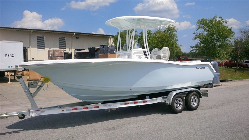 Tidewater Boats 220lxf 2016 New Boat For Sale In Ayr