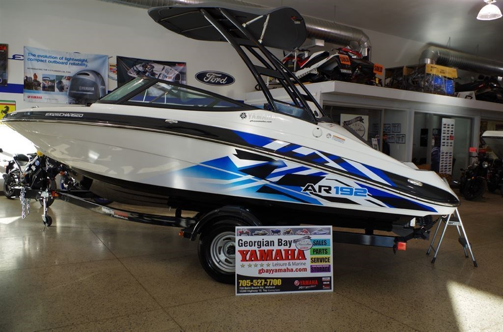 Yamaha ar192 2016 new boat for sale in midland ontario for Yamaha dealers in arkansas