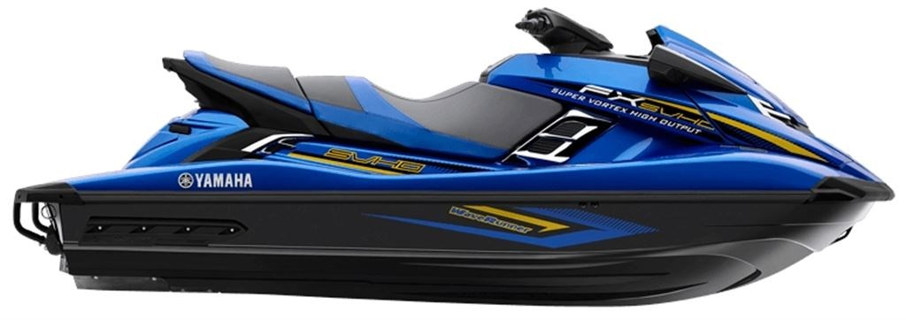 Yamaha fx svho incoming 2016 new boat for sale in for Yamaha dealers in pa