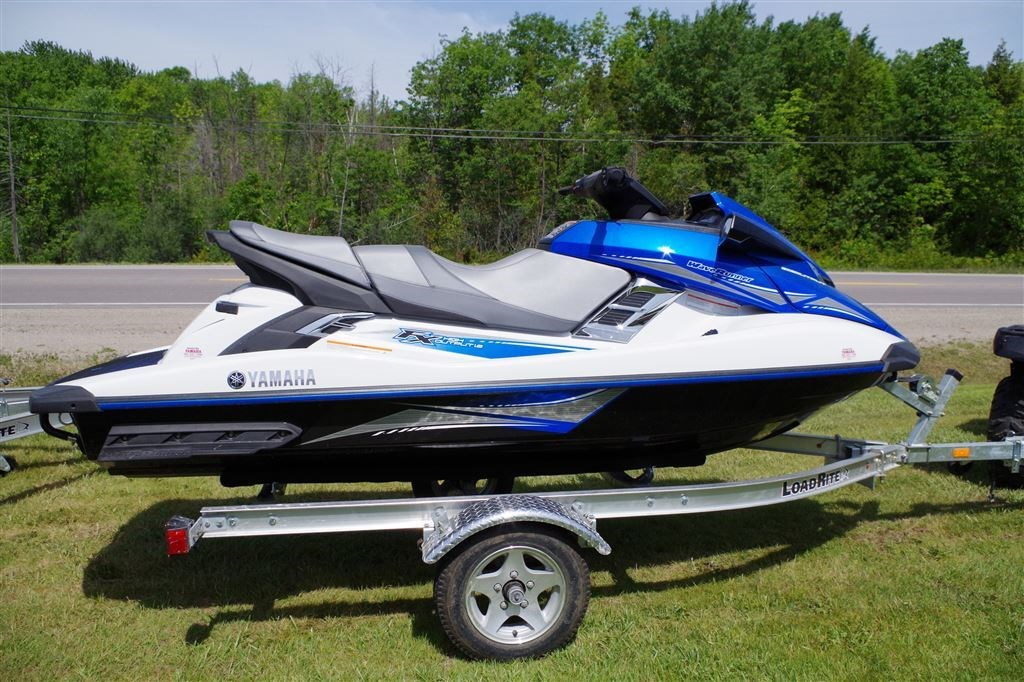 yamaha fx ho instock 2016 new boat for sale in midland