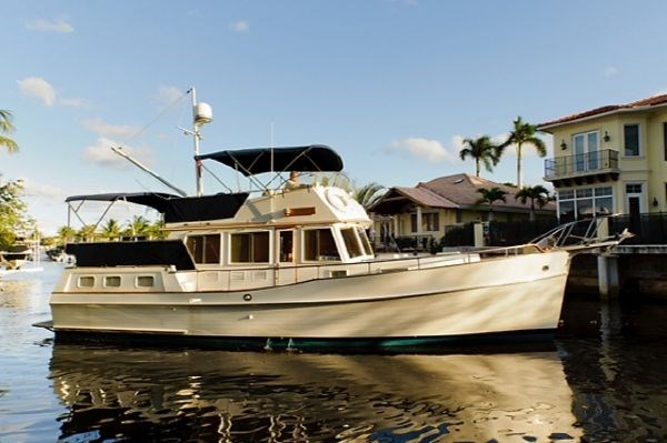 Grand banks 42 motor yacht 1996 used boat for sale in boca for Grand banks motor yachts for sale