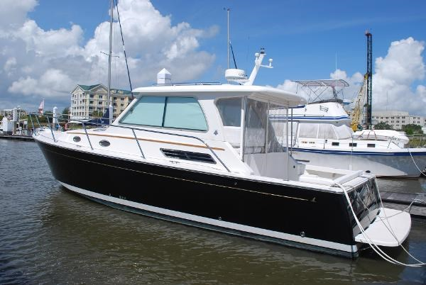 2009 Back Cove 33 Boat For Sale 2009 Motor Boat In