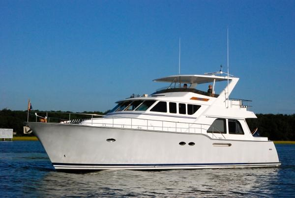 1997 Knight Carver Offshore Pilothouse Custom Boat For