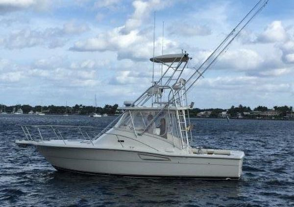 1995 pursuit 30 39 offshore boat for sale 30 foot 1995 for Offshore fishing boats for sale