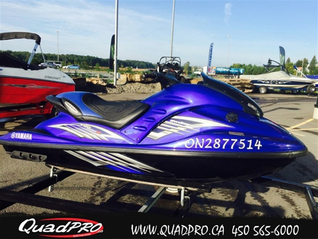Yamaha waverunner gp 1300 r 2008 used boat for sale in for Yamaha waverunner dealers near me