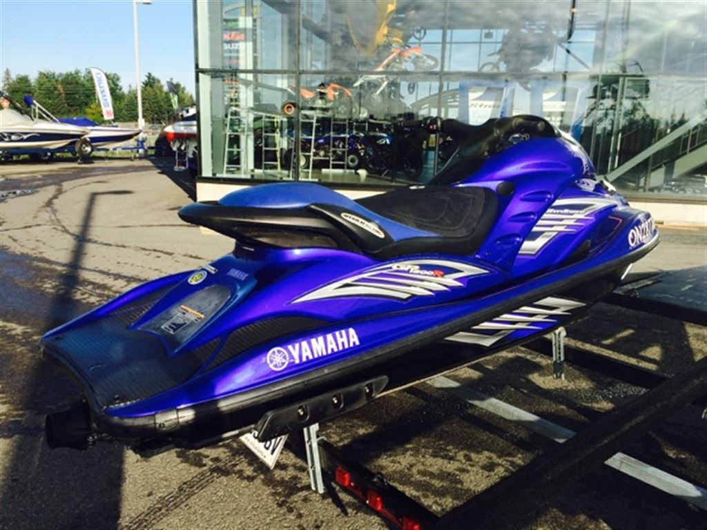 Yamaha waverunner gp 1300 r 2008 used boat for sale in for Yamaha pwc dealers